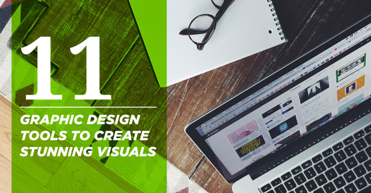 11 Graphic Design Tools to Create Stunning Visuals