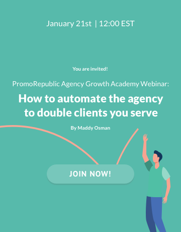 Agency Growth Academy Webinar