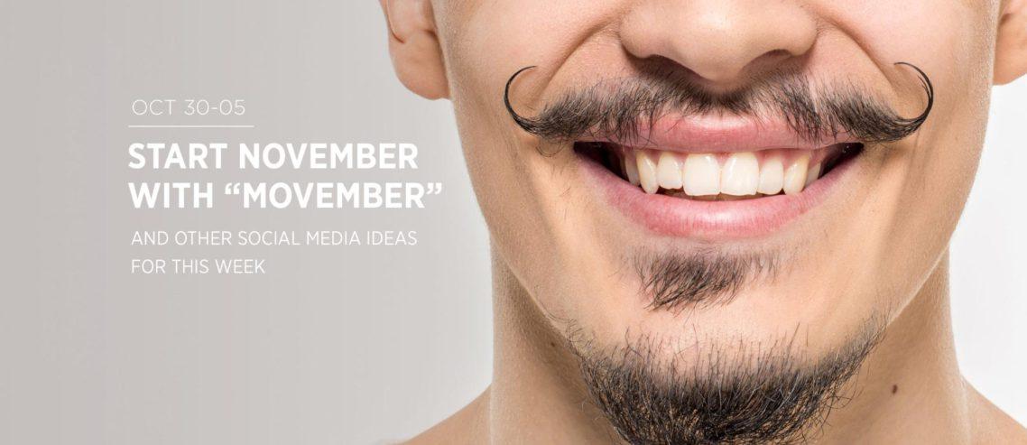Movember Social Media Ideas 2019 Agency & Freelancer Growth Blog. Get agency and social media
