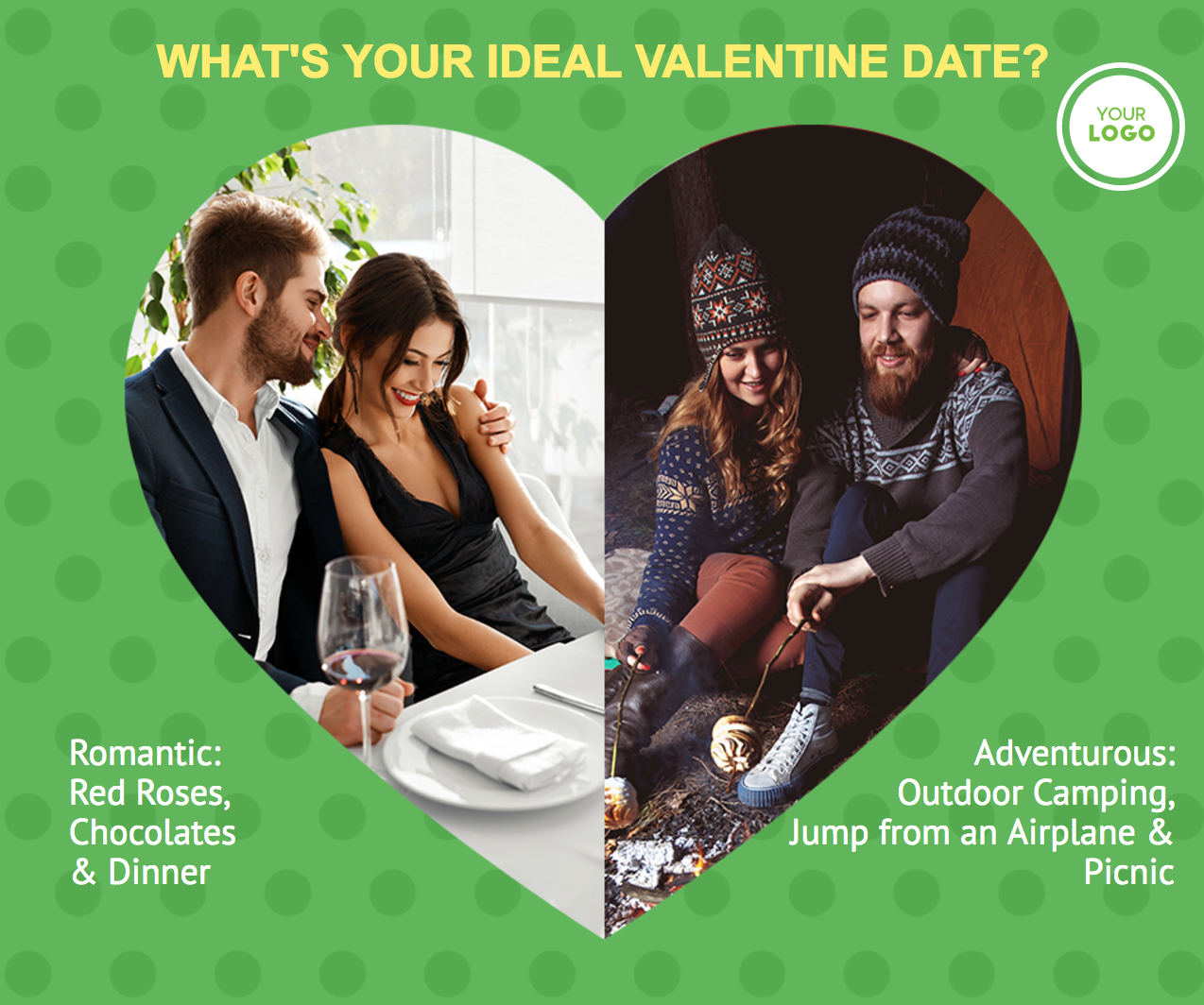 what's your ideal valentine date, quizz