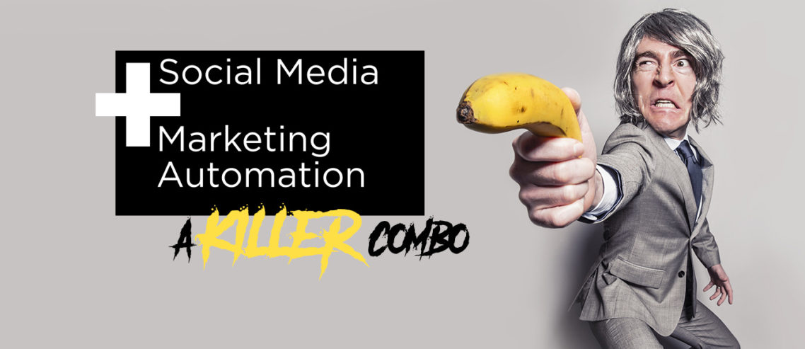 social media meets marketing automation, killer combo
