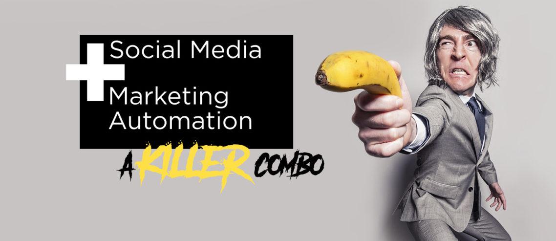 social media meets marketing automation, killer combo