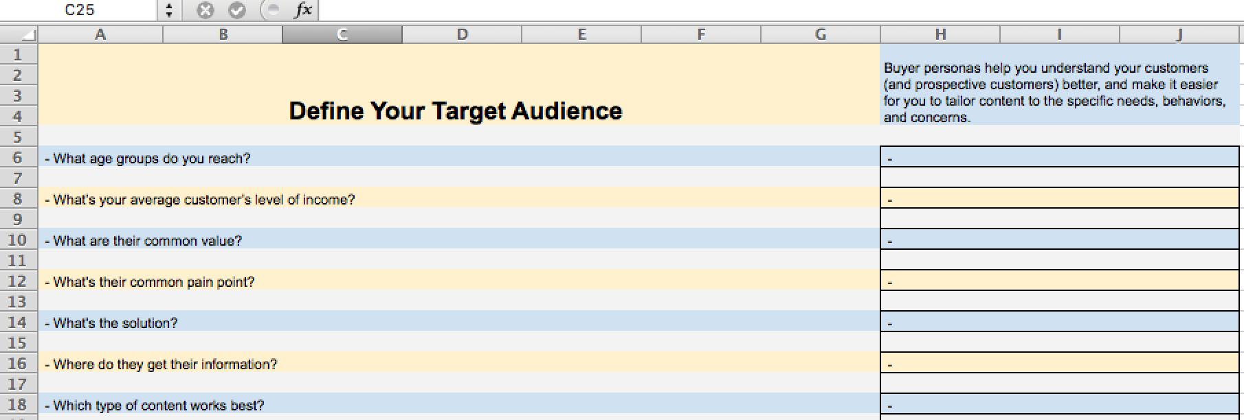 Target Audience img