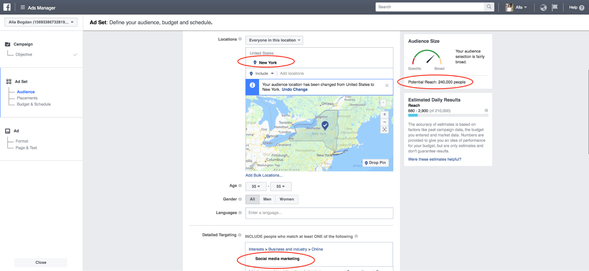 How to Find Your Target Audience on Social Media in 10 steps