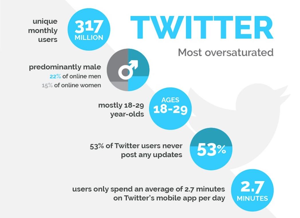 Twitter Statistics 2017
