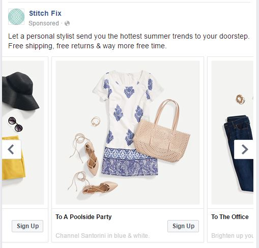 Facebook Ads Conversion template