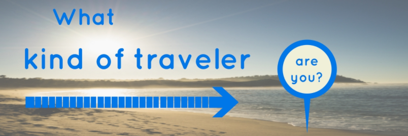 what kind of traveller are you, Votigo