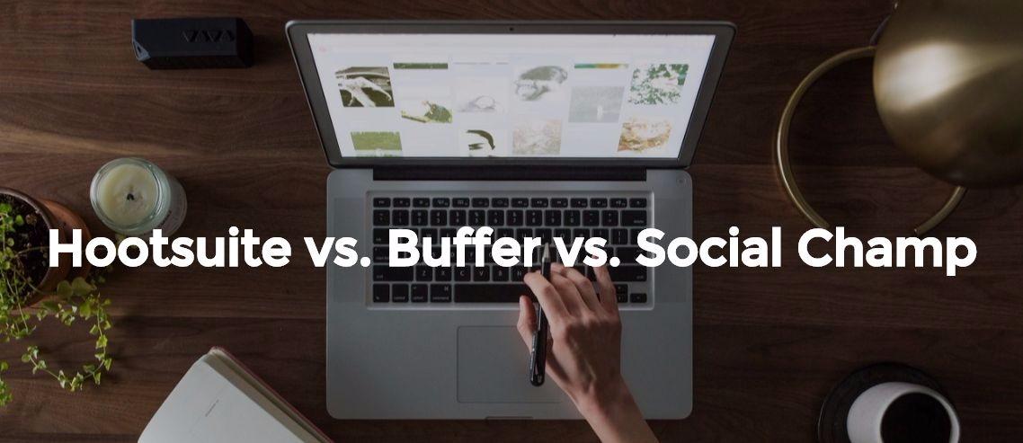 Hootsuite Buffer Social Champ
