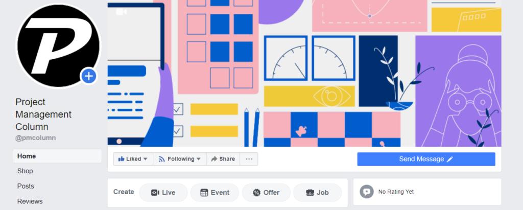 making a Facebook shop
