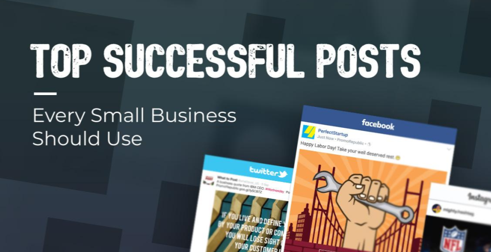 TOP Successful Posts Every Small Business Business Should Use
