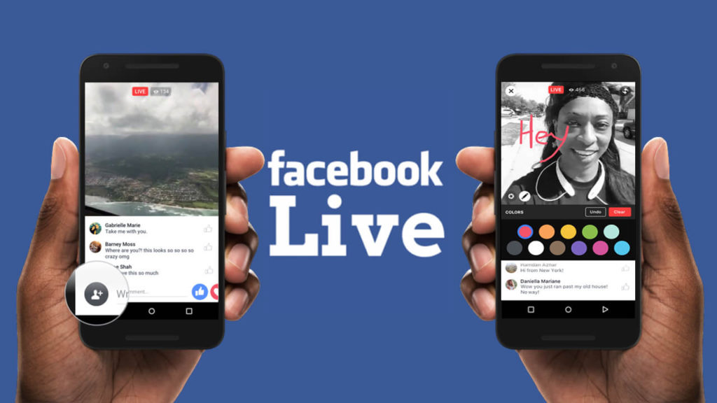 Facebook Live Video VS Uploaded Video Content