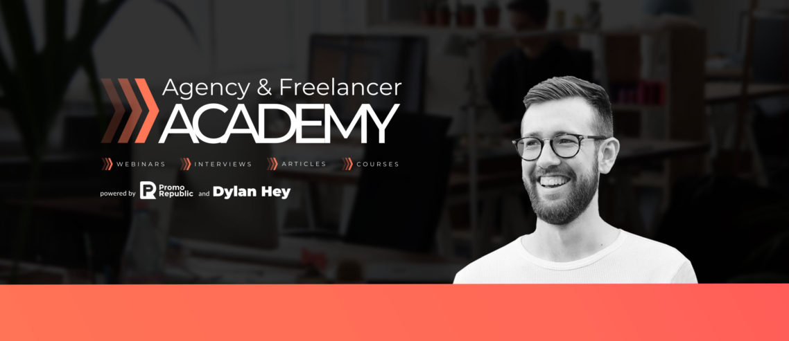 PromoRepublic_and_Dylan_Hey_Agency_and_Freelancer_Academy