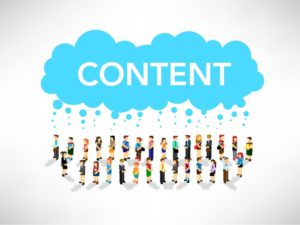 Scripts in content marketing