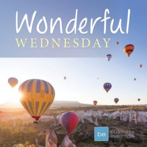 WonderfulWednesday