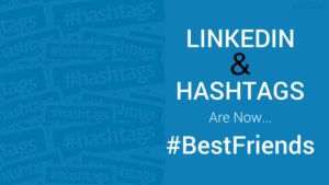 Hashtags on LinkedIn