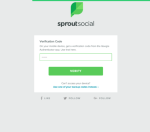 Try Sprout Social