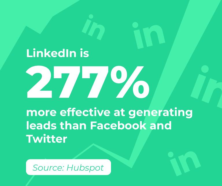 LinkedIn Social Media Statistics and Facts