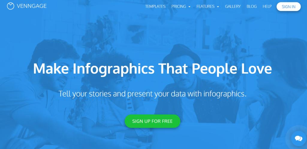 infographics creation tool