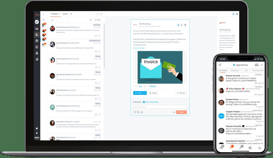 Agorapulse. One of the Best Social Media Programs