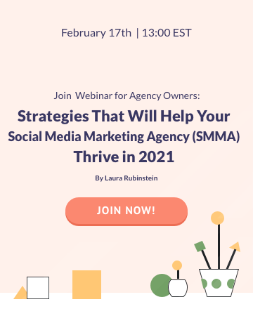 Strategies That Will Help Your SMMA Thrive in 2021